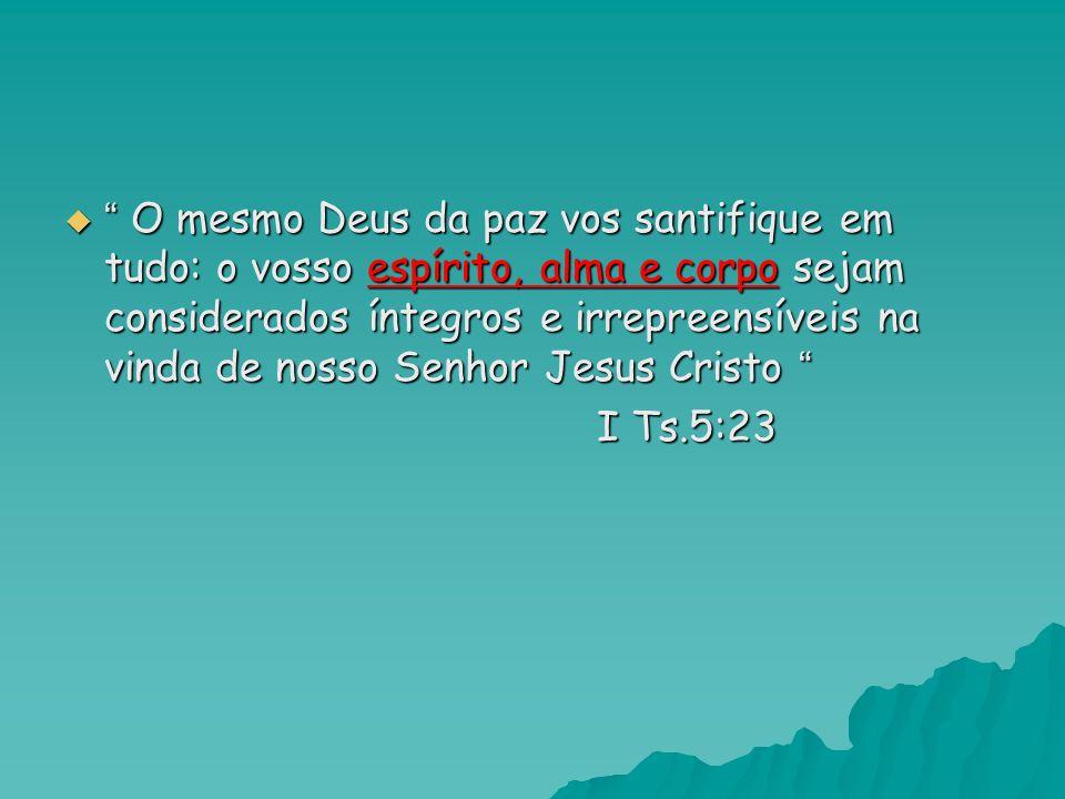 Em Cristo estou seguro Estou livre de toda condenação (Rm 8.1) Estou livre de toda condenação (Rm 8.1) Sei que todas as coisas contribuem para o meu bem (Rm 8.28) Sei que todas as coisas contribuem para o meu bem (Rm 8.28) Estou livre de toda acusação contra mim (Rm 8.31-34) Estou livre de toda acusação contra mim (Rm 8.31-34) Nada poderá me afastar do amor de Deus (Rm 8.33-39) Nada poderá me afastar do amor de Deus (Rm 8.33-39)