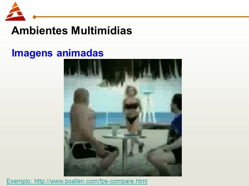 Aplicativos Multimídia Exemplos: Sistemas de informações geográficas (mapas e aerofotos).