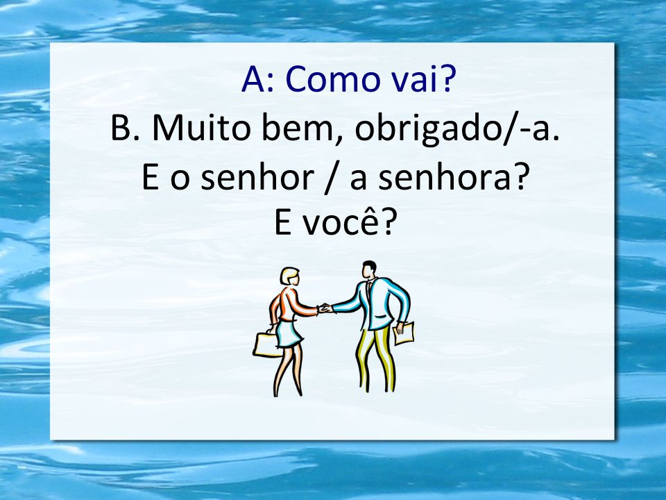 em (in, on) em+o (in the) = no em+a (in the) = na em+ os (in the) = nos em+as (in the) = nas