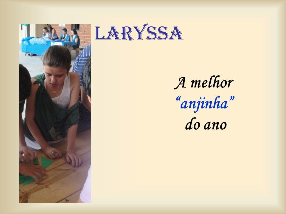 laryssa A melhor anjinha do ano