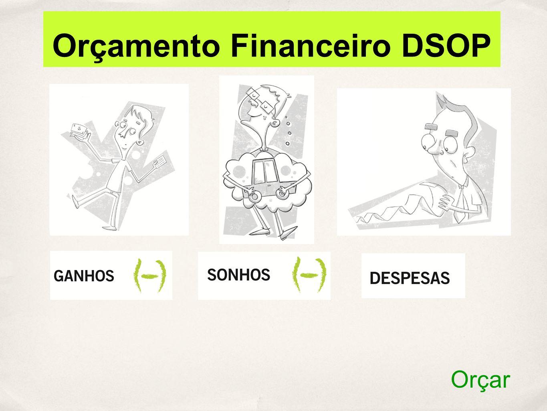 Orçamento Financeiro DSOP Orçar