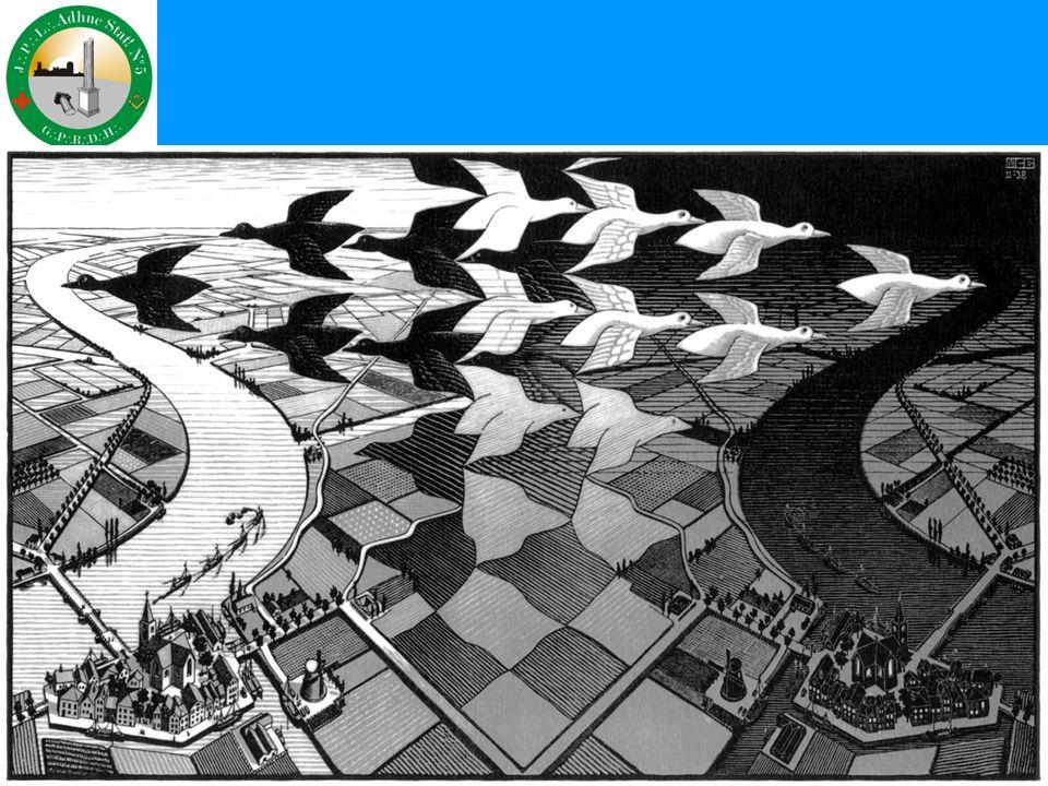Quadros de M.C.Escher - L. .