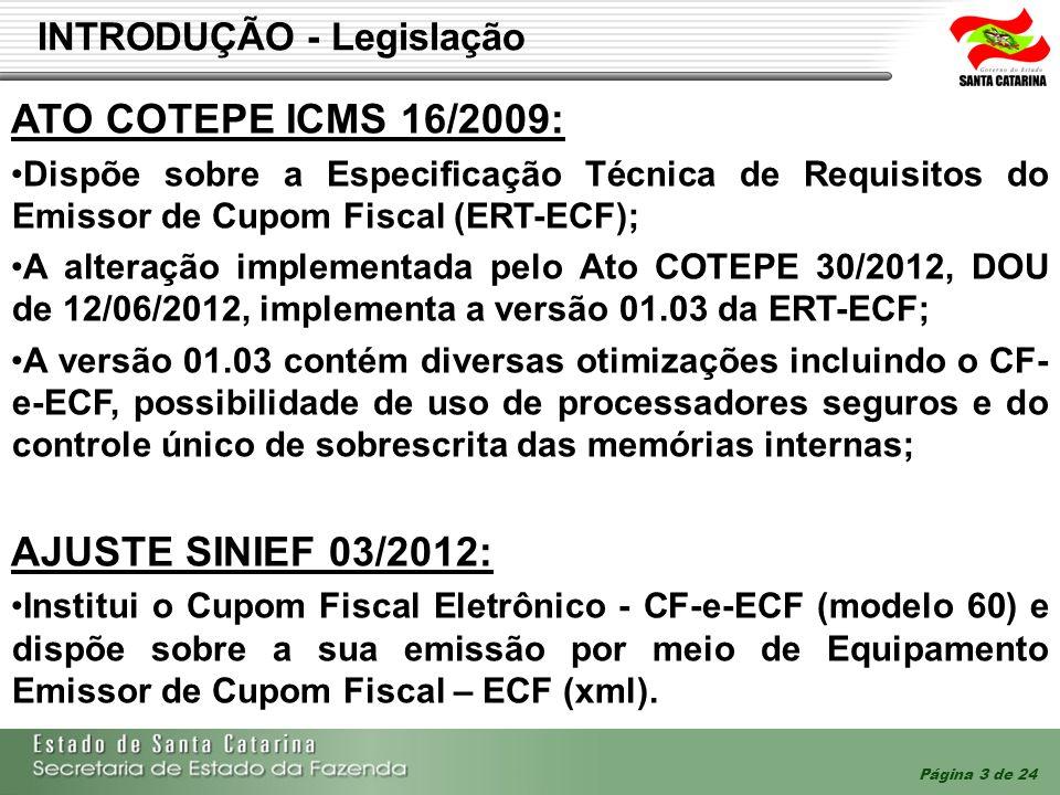 NOVO ECF – INOVAÇÕES – CONV.