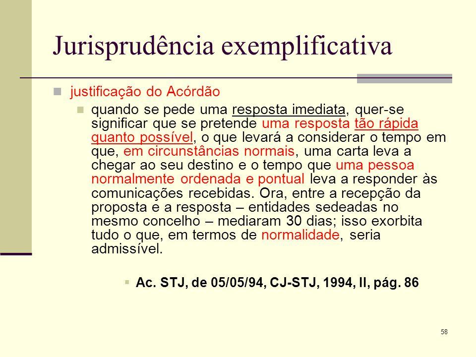 59 Duração da proposta contratual inexistência de estipulação de prazo (art.