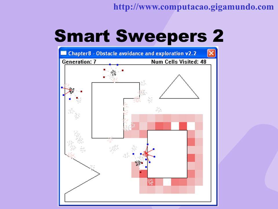 http://www.computacao.gigamundo.com Smart Sweepers 2