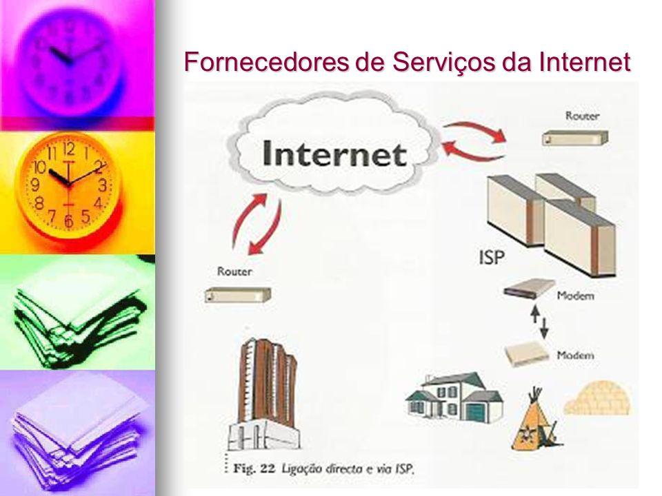 Fornecedores de Serviços da Internet