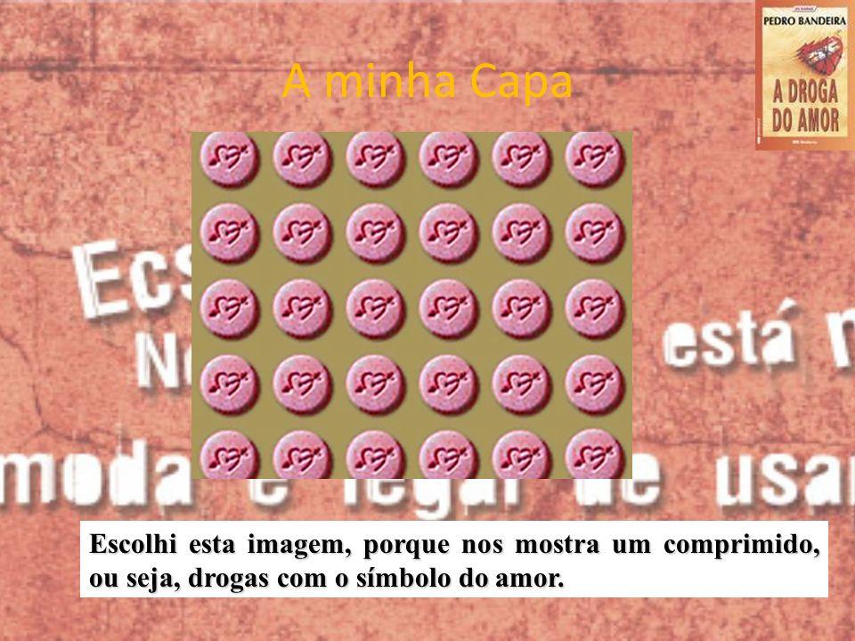 Contracapa Escolhi esta imagem, porque o livro fala-nos que foi um cientista que descobriu A Droga do Amor.