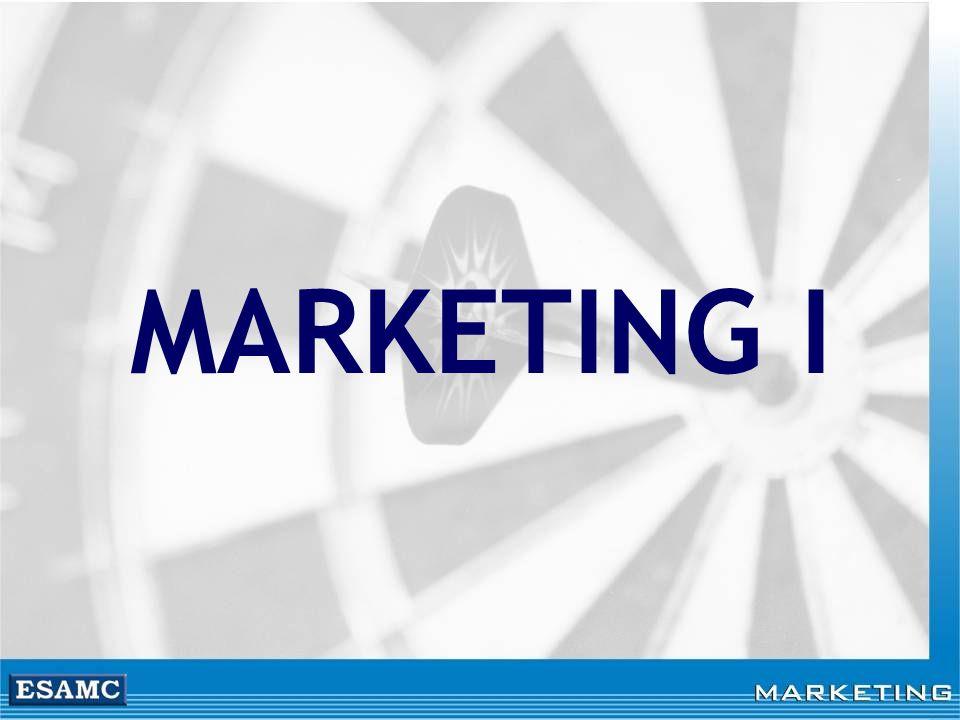 Conceitos Básicos & Modelo de Marketing