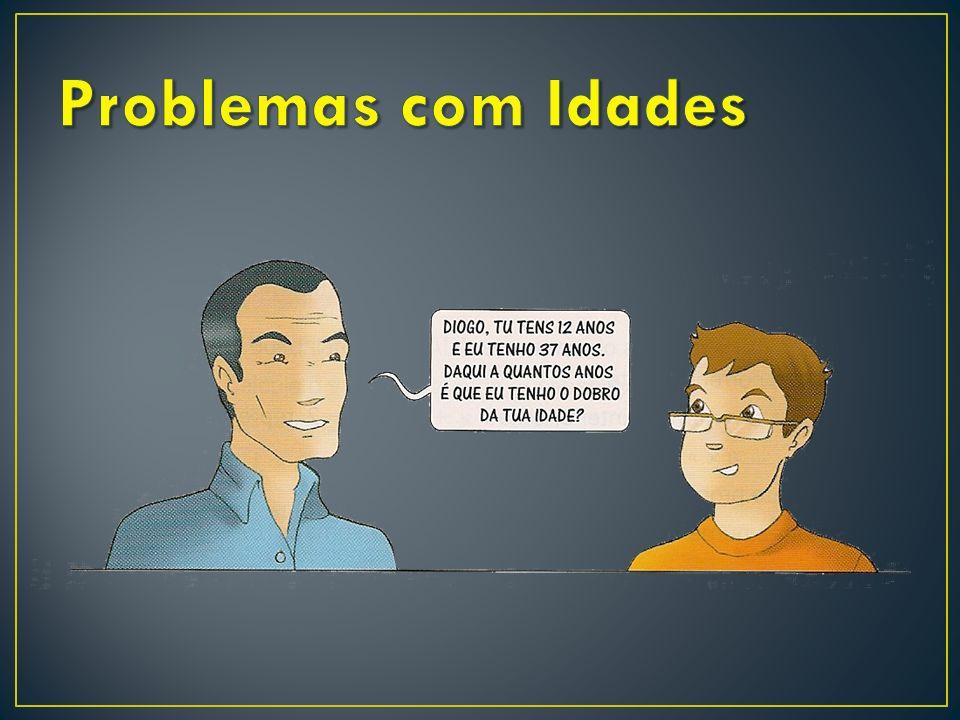 Passos para resolver um problema: Passos para resolver um problema: - Compreender o problema; - Resolver a equação; - Escrever a equação; - Verificar