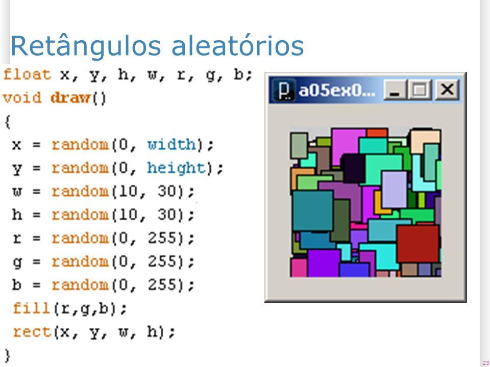 232/11/2013 Retângulos aleatórios