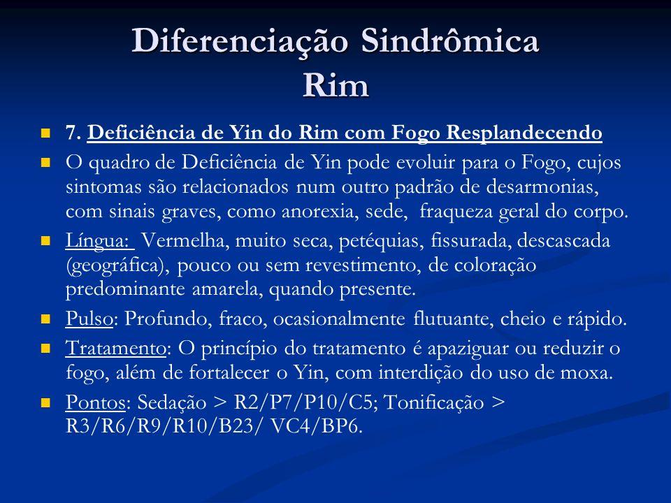 Diferenciação Sindrômica Rim 7.