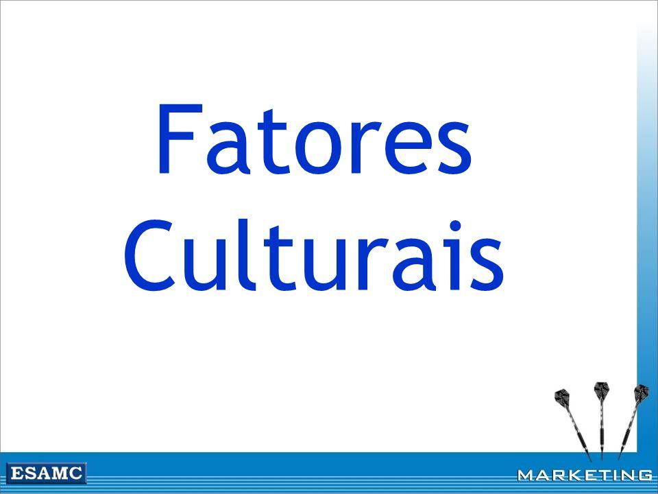 Fatores Culturais