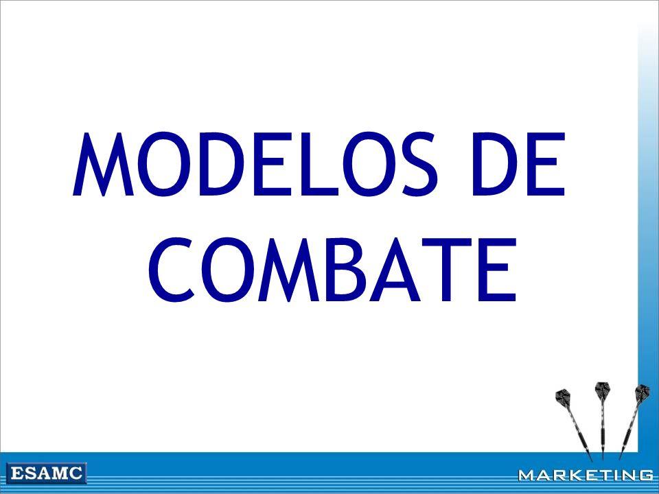 MODELOS DE COMBATE