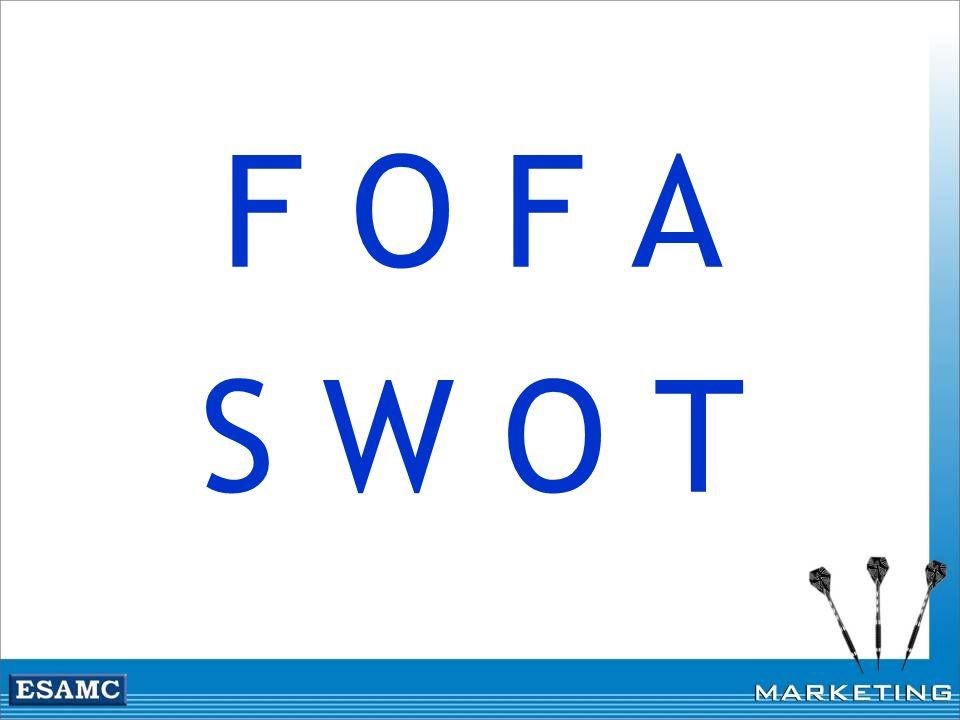 F O F A S W O T