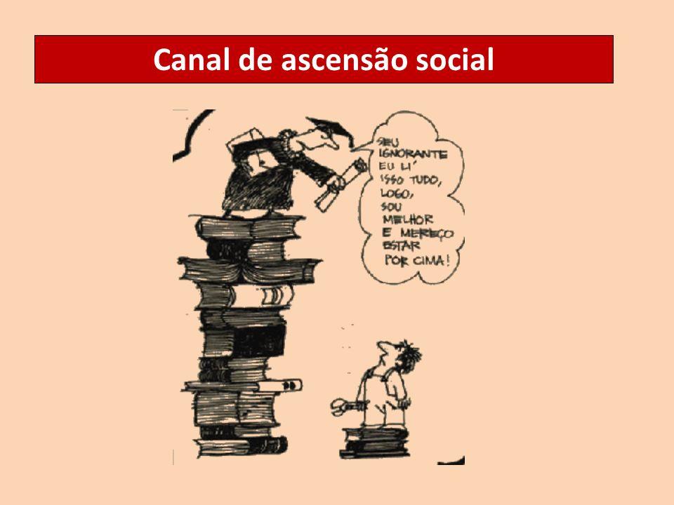 Canal de ascensão social