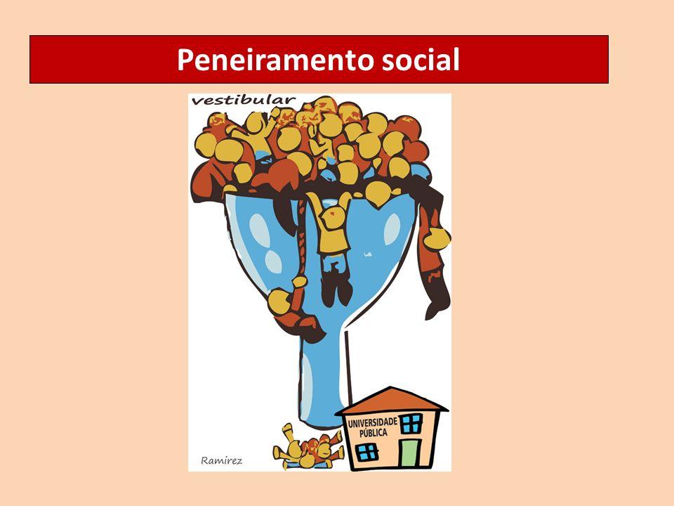 Peneiramento social