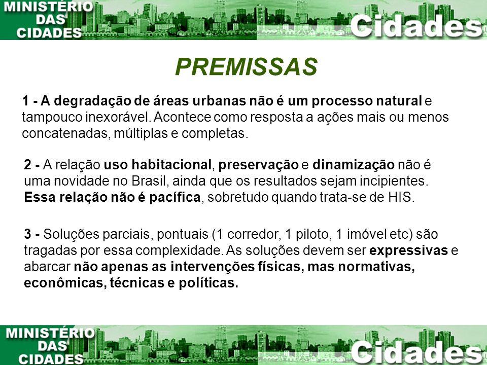 DESAFIOS PARA A REABILITAÇÃO DE EDIFÍCIOS EM ÁREAS URBANAS CENTRAIS