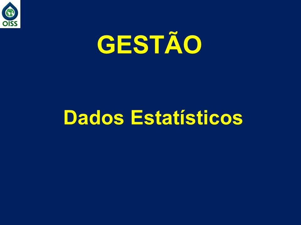 Dados Estatísticos GESTÃO