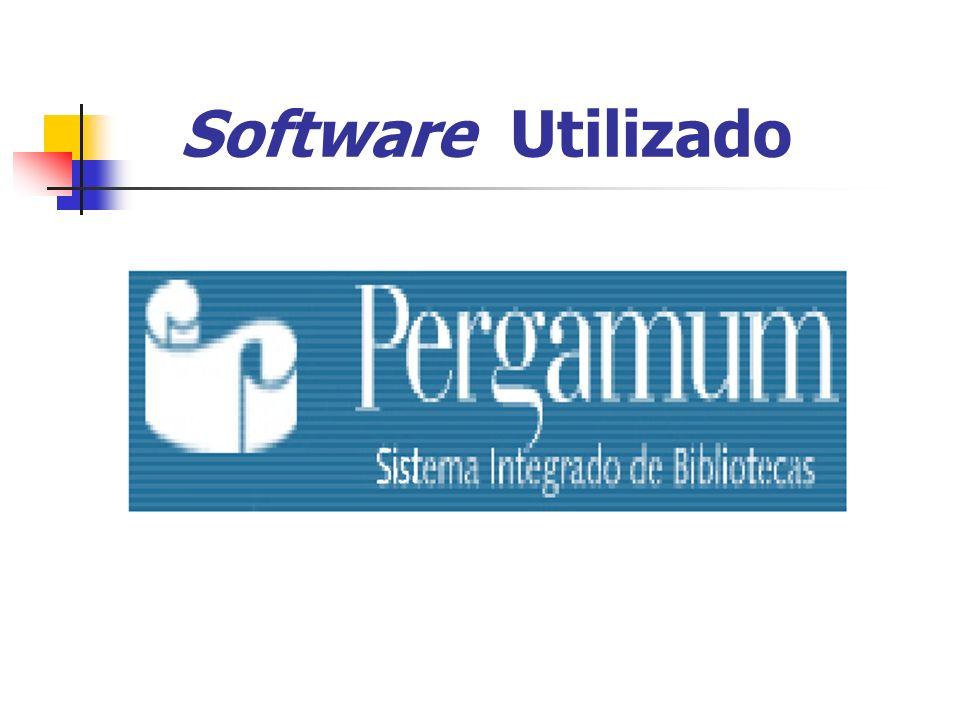 Software Utilizado