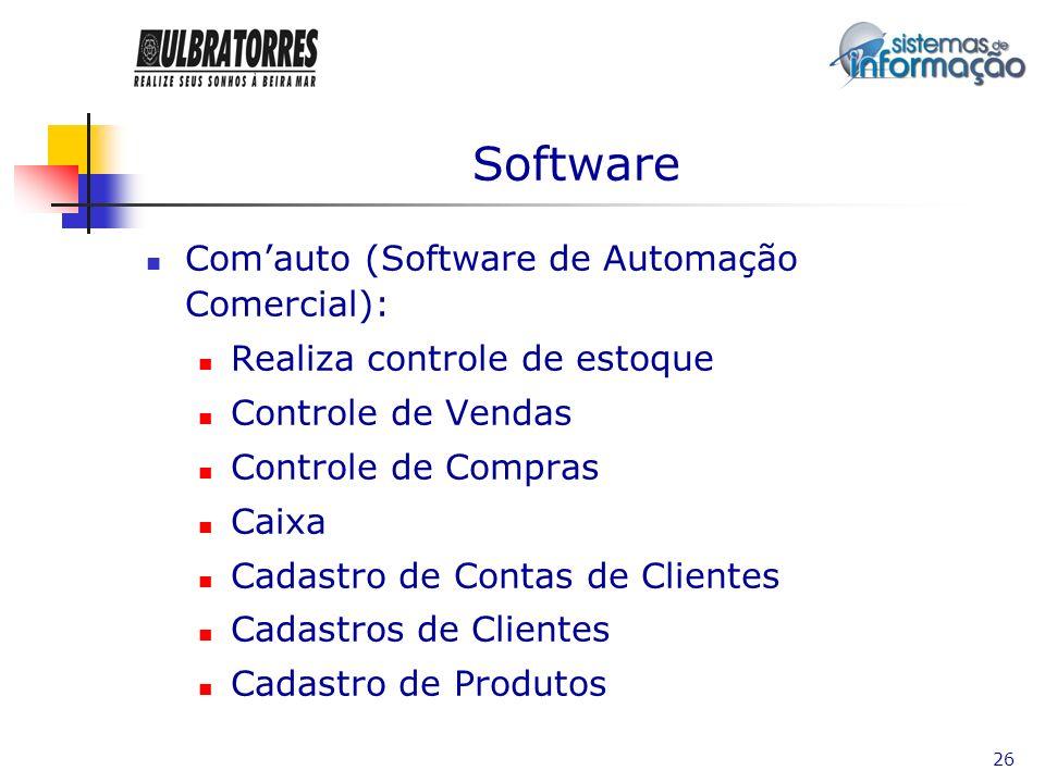 27 Software Conta Bem (Software Contábil): Folha de Pagamento Declaração de Impostos Contratos de RH