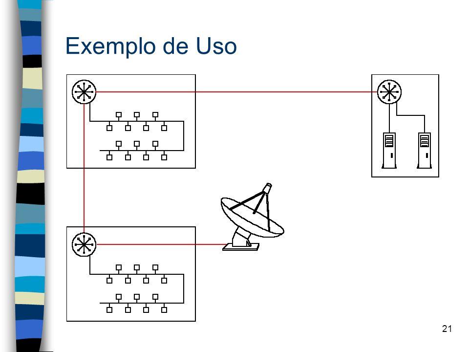 21 Exemplo de Uso
