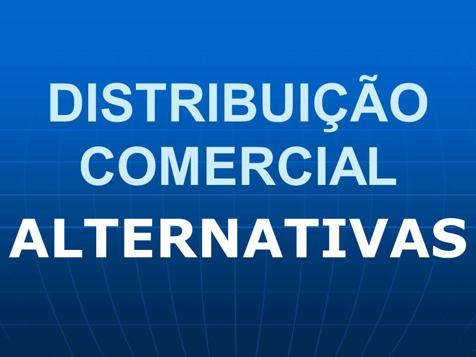 DISTRIBUIÇÃO COMERCIAL ALTERNATIVAS