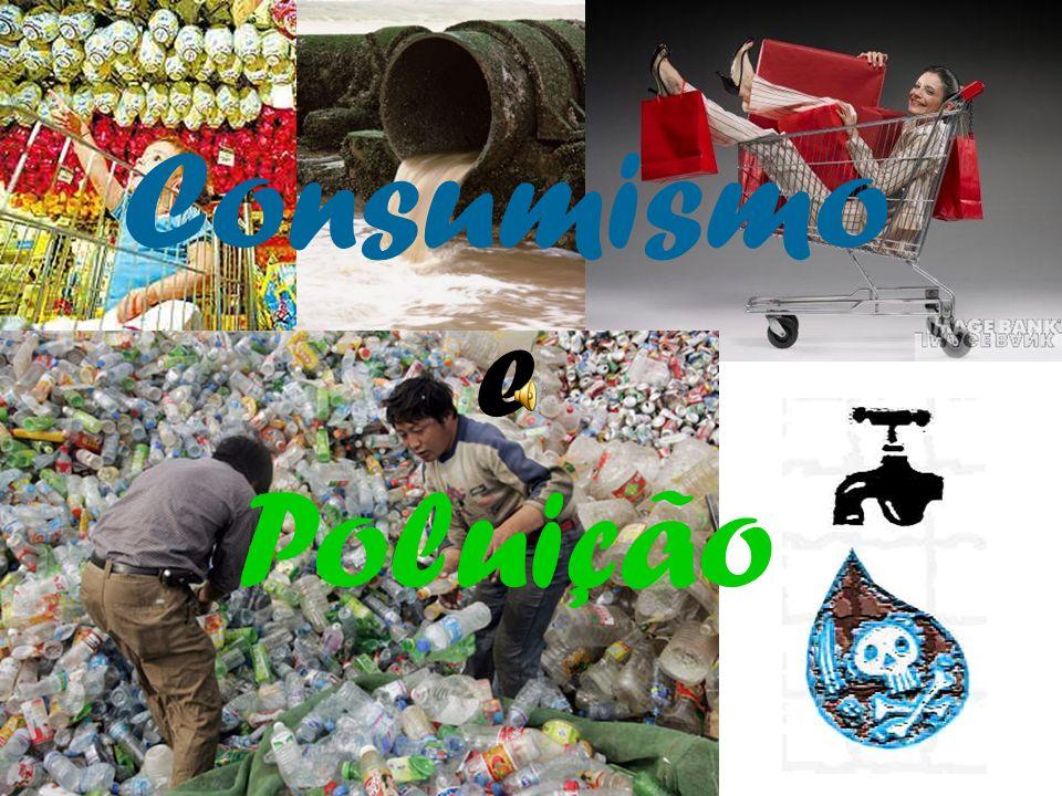 É o acto de consumir produtos ou serviços, muitas vezes, sem consciência.