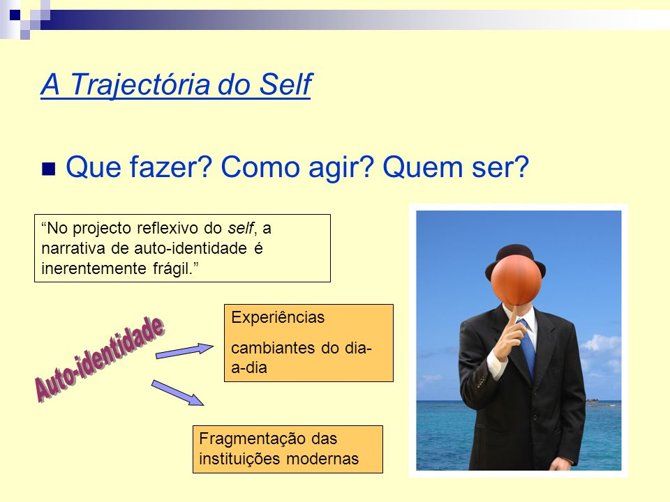 Autoterapia Janette Rainwater, Self-Therapy Como estabelecer uma narrativa do self (auto-identidade).