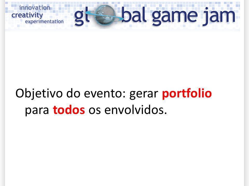 Global Game Jam E no Brasil.