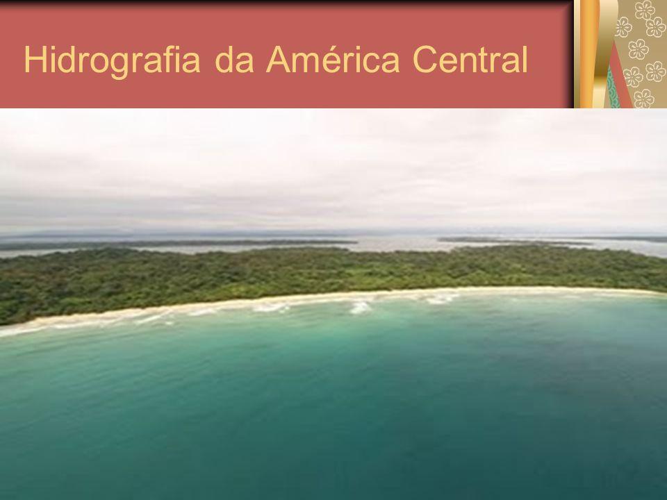 Hidrografia da América Central