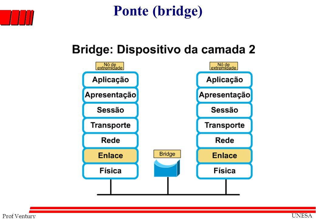 Prof Ventury UNESA Ponte (bridge)