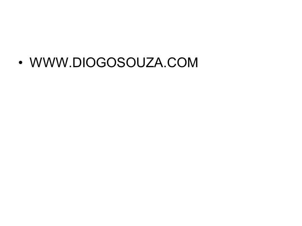 WWW.DIOGOSOUZA.COM