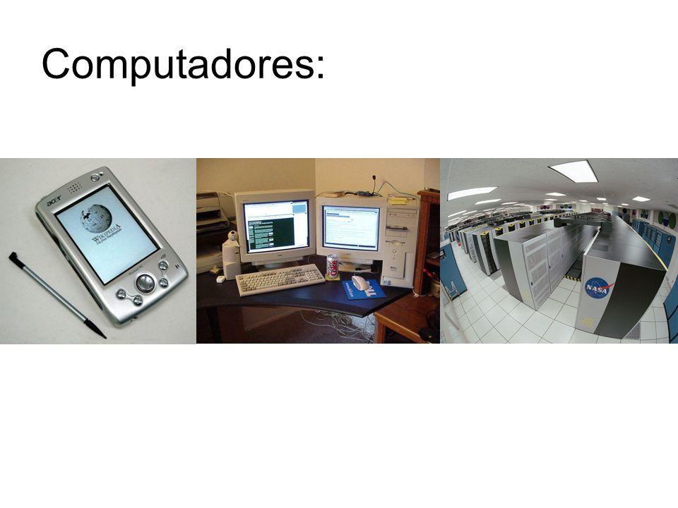 Sistemas Operacionais É o software que gerencia o computador.