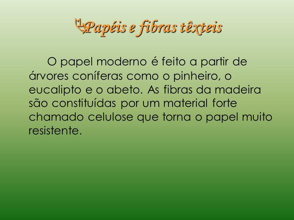 Plásticos e materiais adesivos Os plásticos são materiais facilmente extensíveis e moldáveis. Quase todos os plásticos são obtidos a partir químicos d