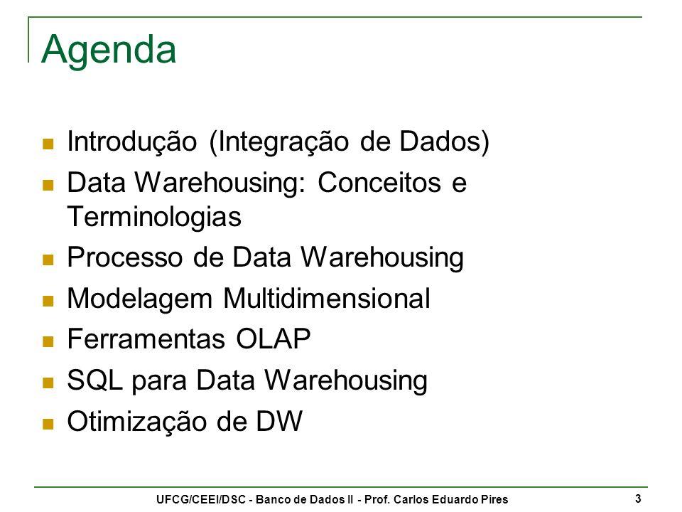 Abordagens para Integração de Dados