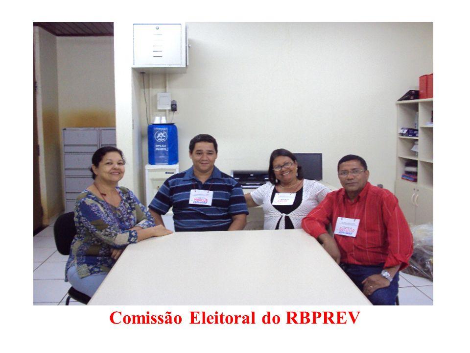 Comissão Eleitoral do RBPREV