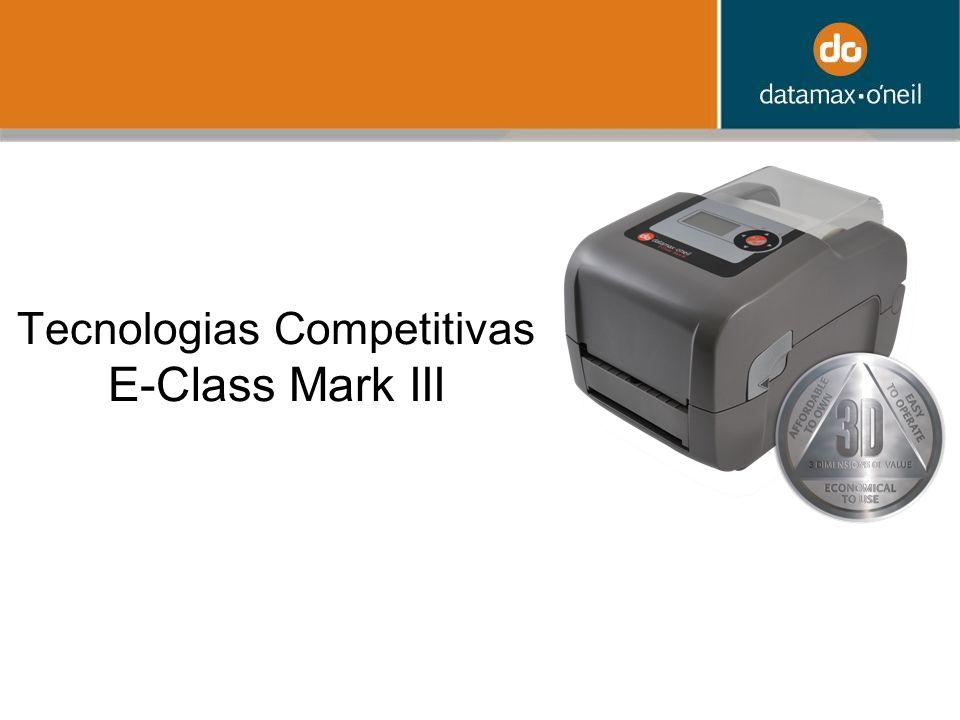 Tecnologias Competitivas E-Class Mark III