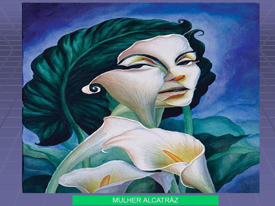 MULHER ALCATRÁZ
