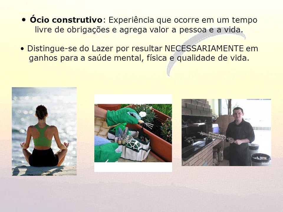 O QUE FAZEMOS NOS NOSSOS MOMENTO DE ÓCIO / LAZER.