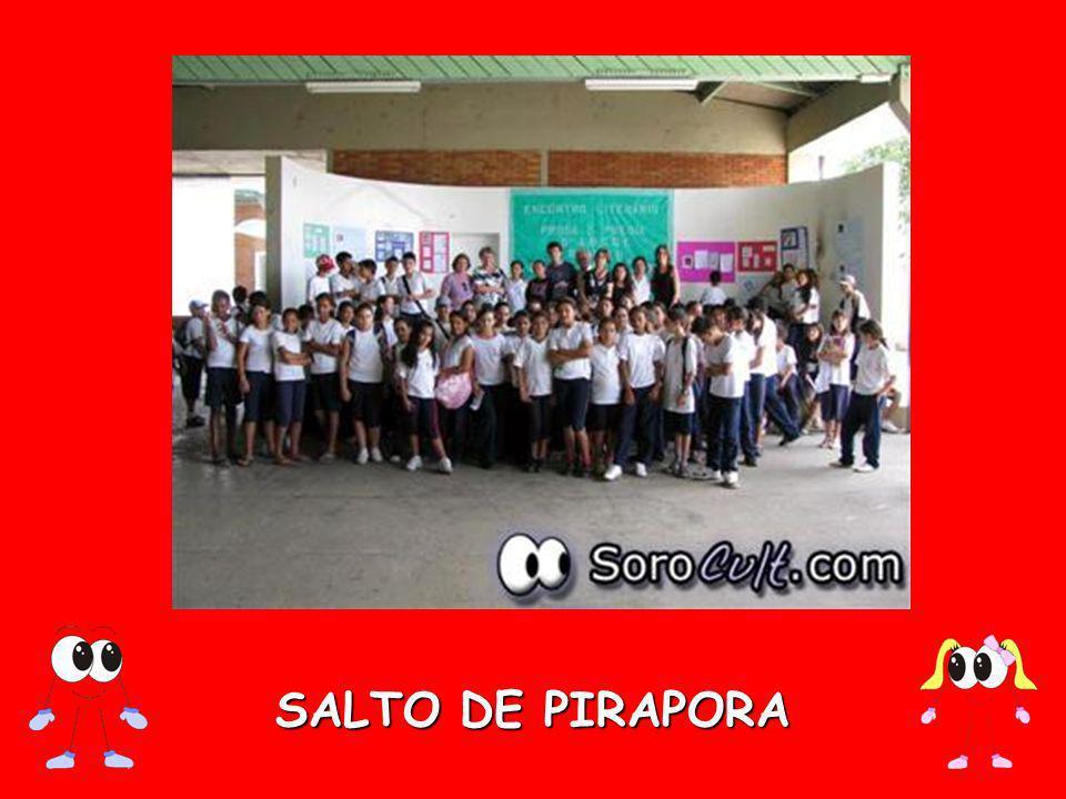 SALTO DE PIRAPORA