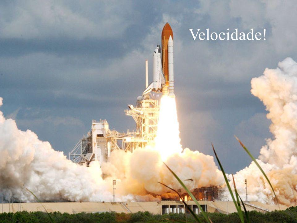 Velocidade de Escape Para um corpo ser enviado ao espaço ele precisará vencer a força gravitacional da Terra, que tentará puxá- lo de volta. Existe al