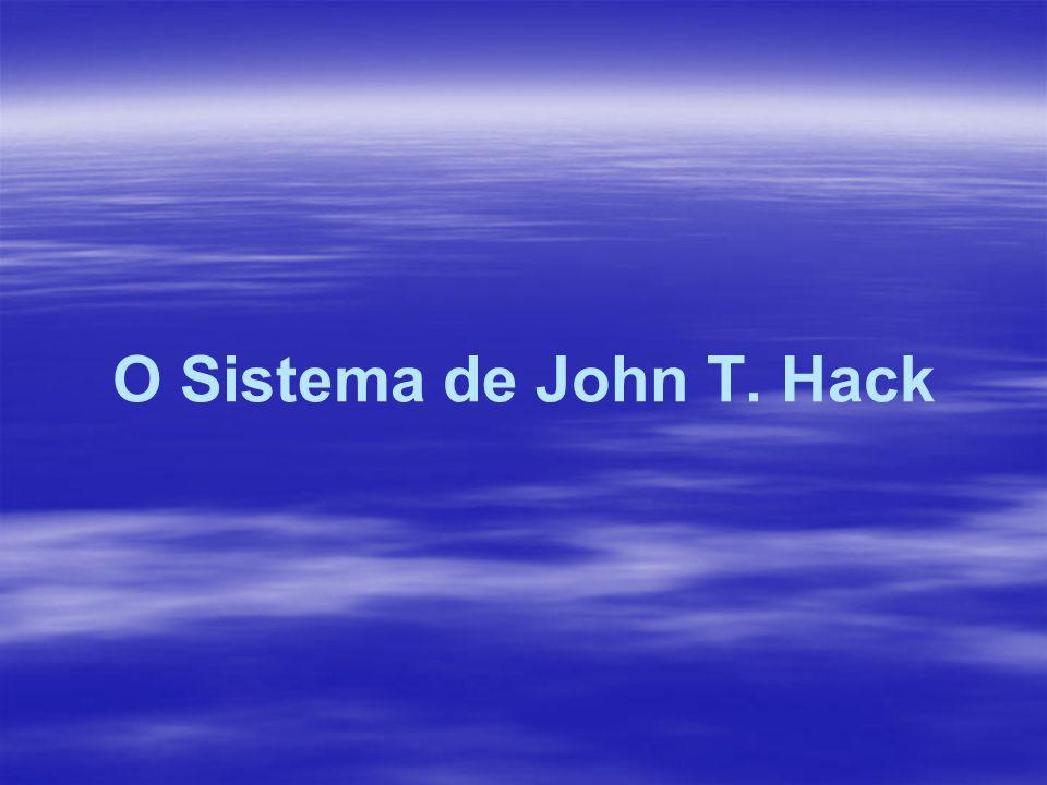 O Sistema de John T. Hack