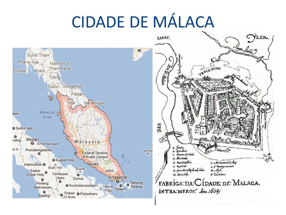 CIDADE DE MÁLACA