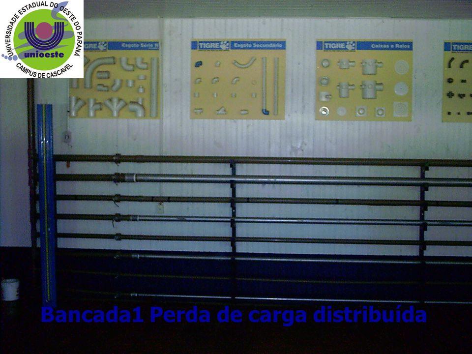Bancada1 Perda de carga distribuída