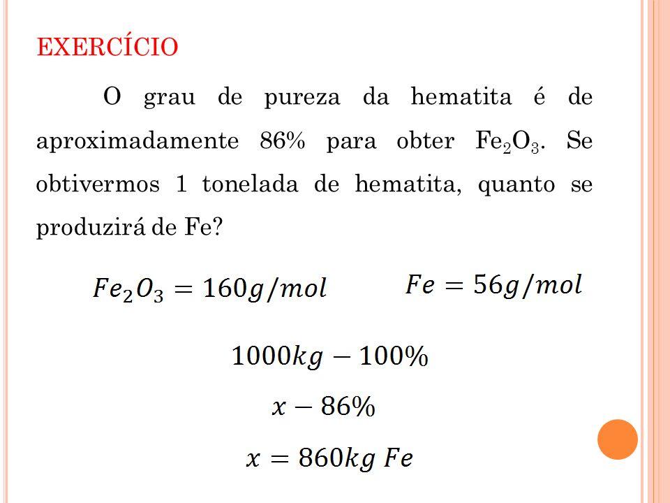 Determinação do número de oxidação C.O nox do oxigênio é -2 exceto quando for ligado ao flúor (+1 ou +2), quando for peróxido (-1) e quando for superperóxido (-1/2).