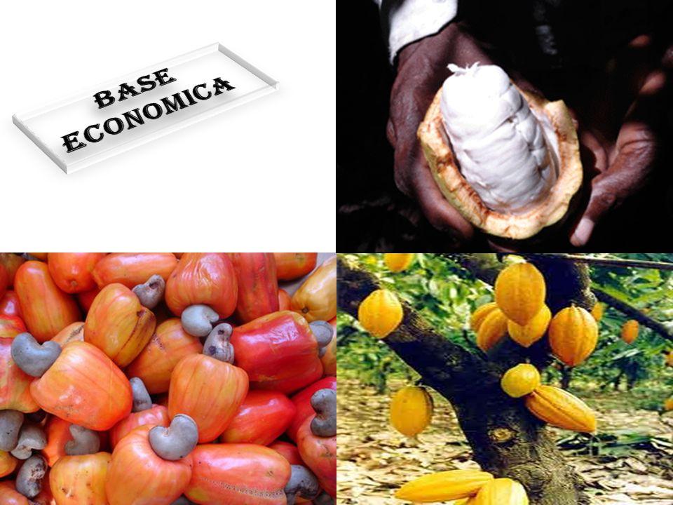Corresponde ao sul da Bahia,essa área é importante produtora e exportadora mundial de cacau desde o fim do século XIX, até praticamente o final da década de 1970.