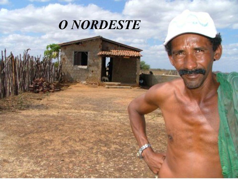 O NORDESTE