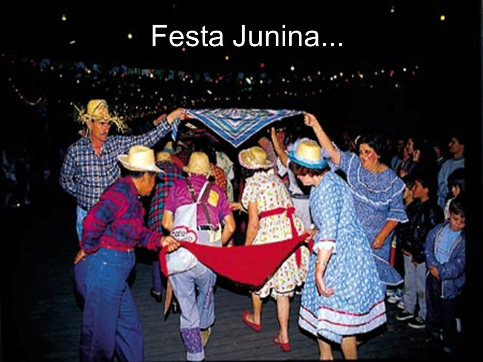 Festa Junina...