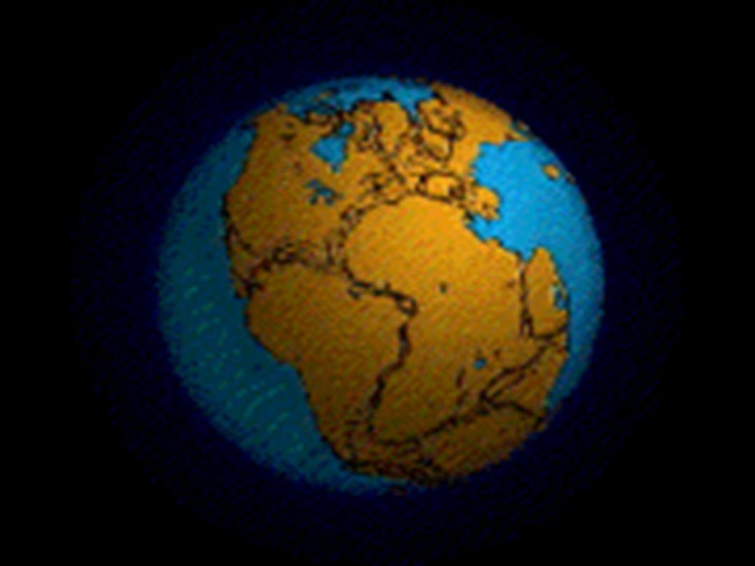 Núcleo - Compreende a parte central do planeta e acredita-se que seja formado por metais como ferro e níquel em altíssimas temperaturas.