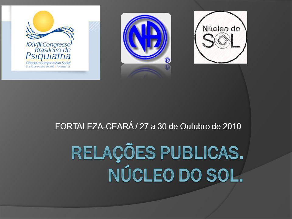 FORTALEZA-CEARÁ / 27 a 30 de Outubro de 2010
